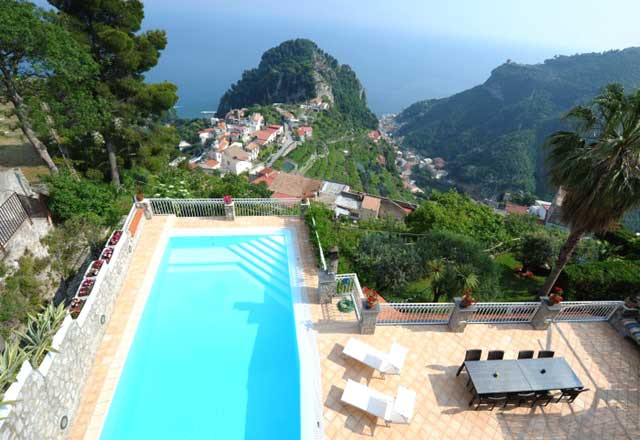 Villas Ravello | Le due Valli